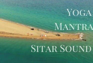 SUNSET YOGA - SITAR